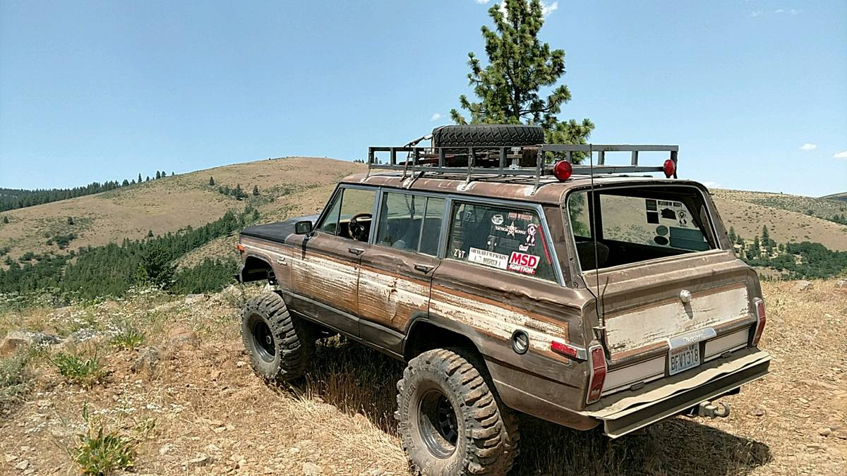 Jeep Wagoneer For Sale >> 1985 Jeep Grand Wagoneer w/ Rebuilt 360 5.9 AMC For Sale in Yakima, WA
