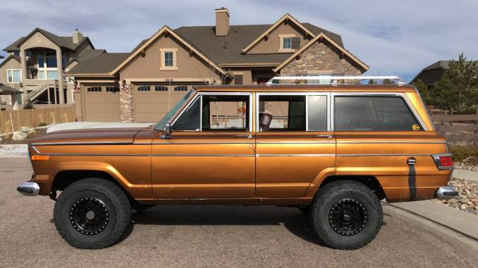 1978 Jeep Wagoneer For Sale - SJ USA Classifieds ...