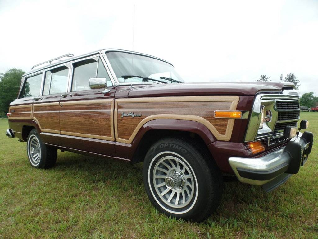 1991 Jeep Grand Wagoneer Final Edition For Sale in ...