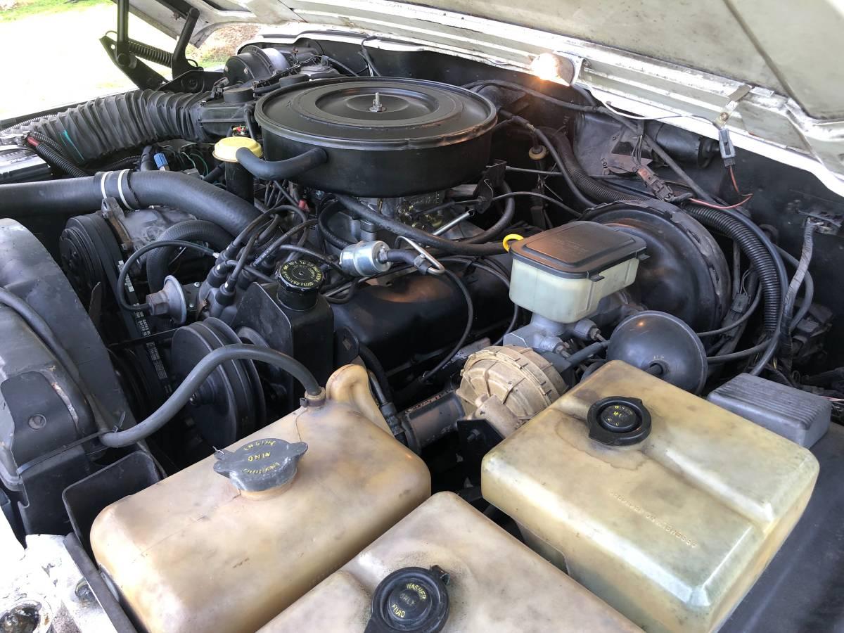 1990 Jeep Grand Wagoneer White For Sale In Newnan, Georgia