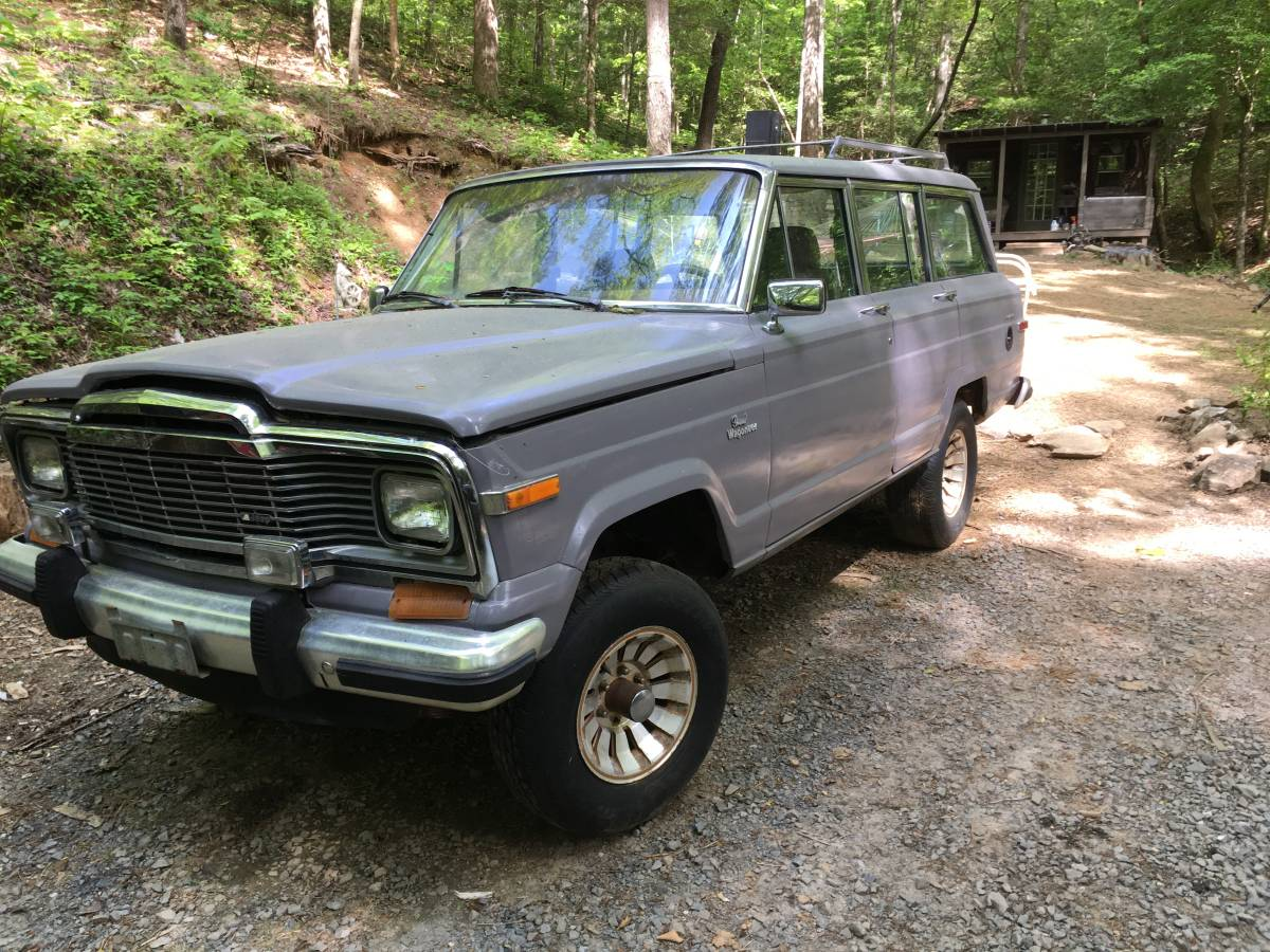 1985 jeep grand wagoneer 360 v8 automatic for sale in ellijay ga 1985 jeep grand wagoneer 360 v8 automatic for sale in ellijay ga