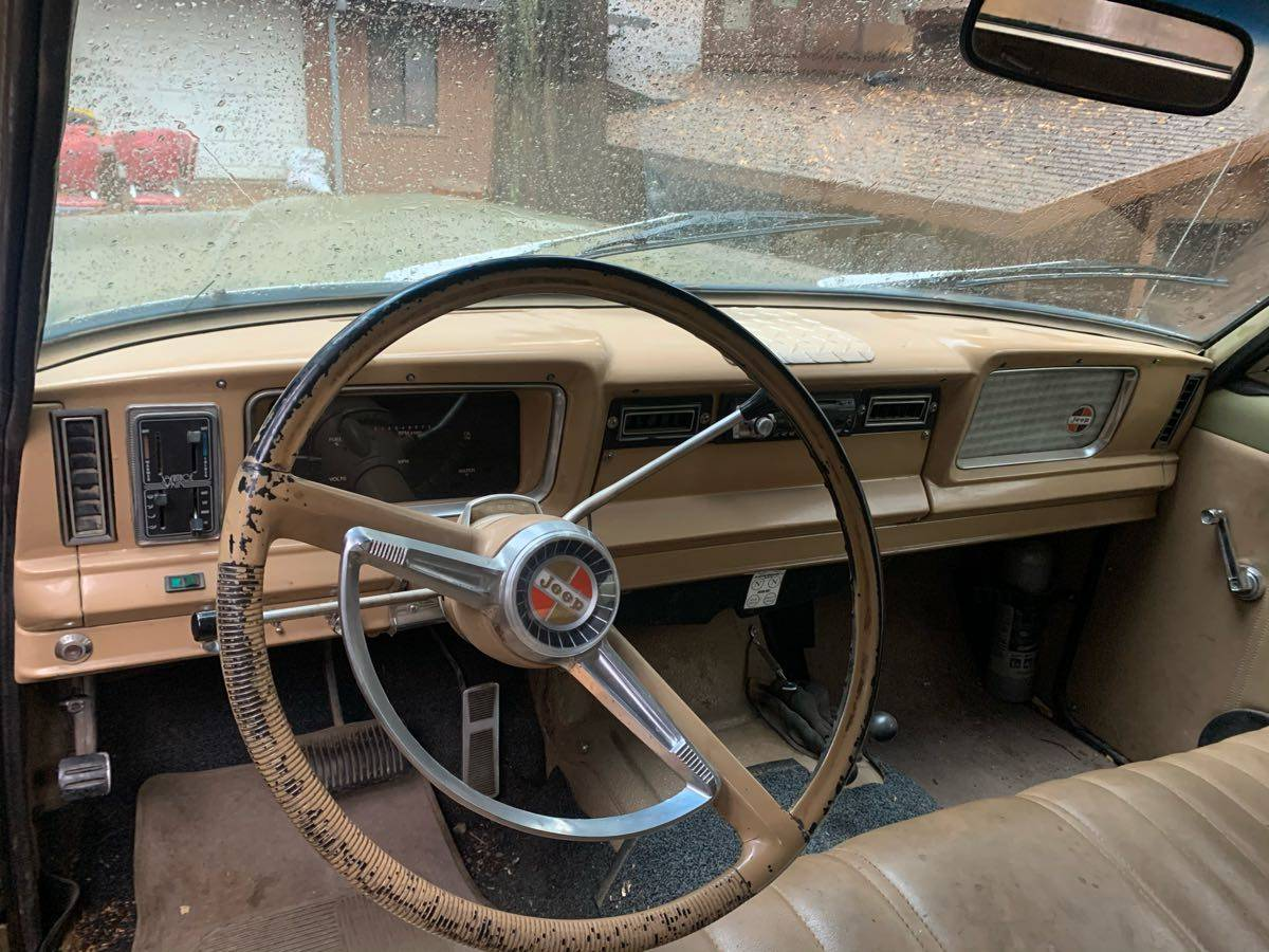1971 Jeep Wagoneer 350 Automatic For Sale in Grass Valley, CA