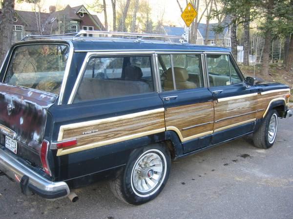 1984 Jeep Grand Wagoneer For Sale Telluride (Western Slope ...