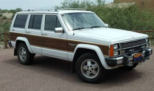 1990 Jeep Wagoneer Limited For Sale in Green Valley ...