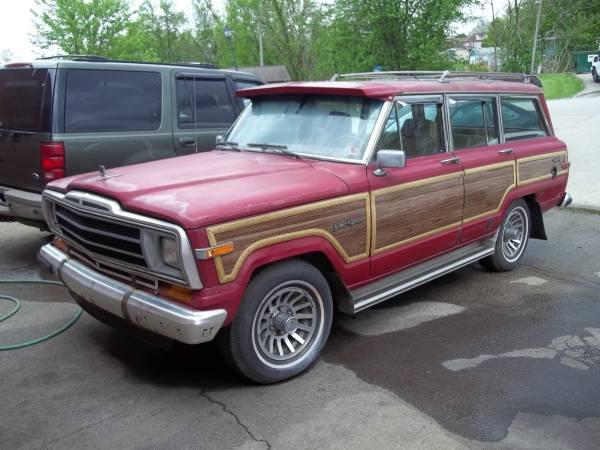 1988 Jeep Grand Wagoneer 360 TF727 w/ Dana 300 For Sale in ...