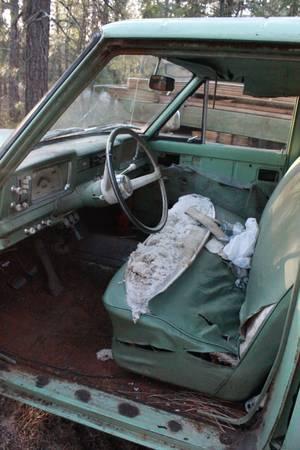 1966 Jeep Grand Wagoneer 3.8L Straight Six Sale in Post ...