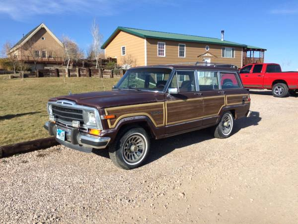 Jeep Wagoneer For Sale in Wyoming - SJ USA Classified Ads