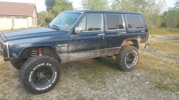 1987 Jeep Grand Wagoneer Inline 6 Auto For Sale in Mason ...