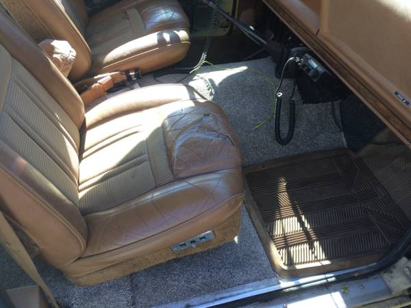 1985 Jeep Grand Wagoneer 460 EFI V8 For Sale in Walla ...