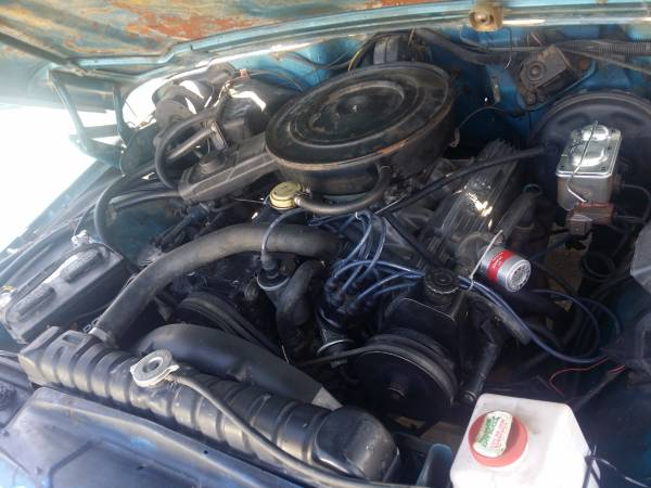 1978 Jeep Grand Wagoneer 360 V8 Auto For Sale in Lompoc ...