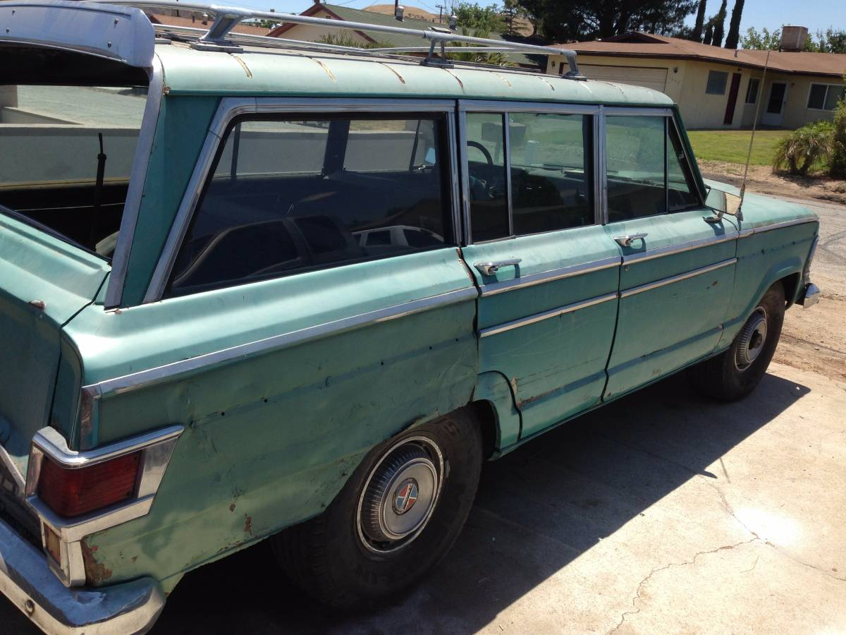 1971 Jeep Grand Wagoneer V8 Auto For Sale in San ...