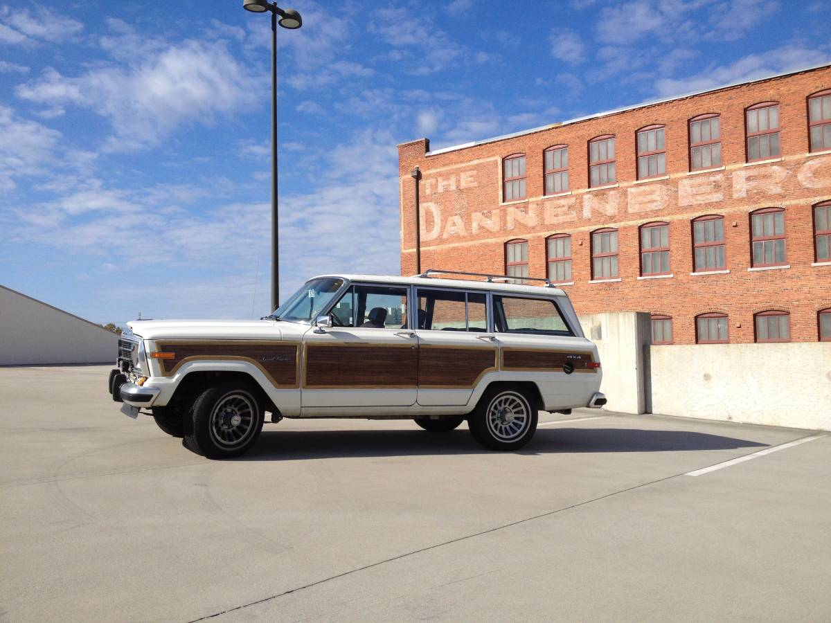 1989 Jeep Grand Wagoneer 360 For Sale in Wilmington, North ...