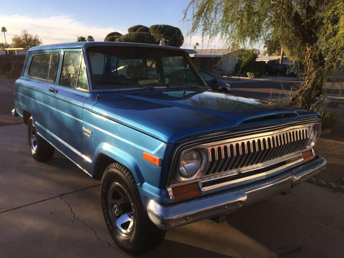Craiglist Phoenix Az >> 1978 Jeep Cherokee Wagoneer 2 Door Classic For Sale North ...