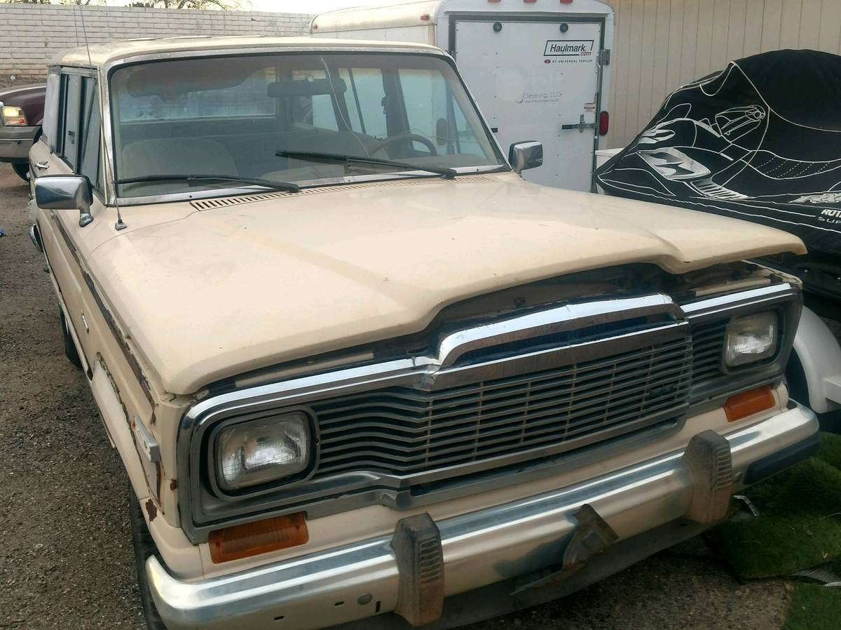1983 Jeep Grand Wagoneer AMC 360 For Sale in Peoria ...