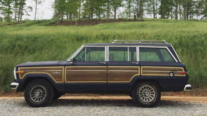 1988 Jeep Grand Wagoneer Jasper AMC 360 V8 For Sale in ...