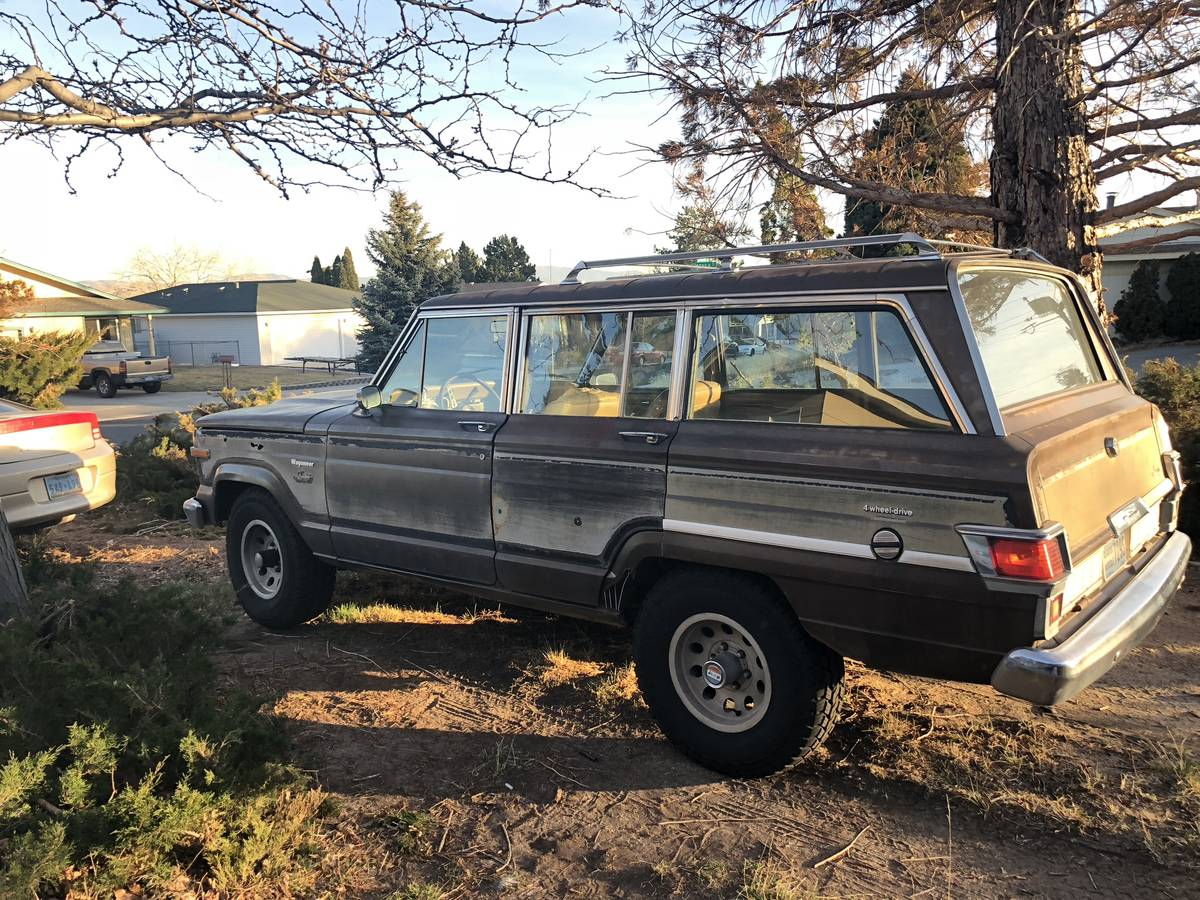 1979 Jeep Wagoneer 8cyl Automatic For Sale in Reno, Nevada