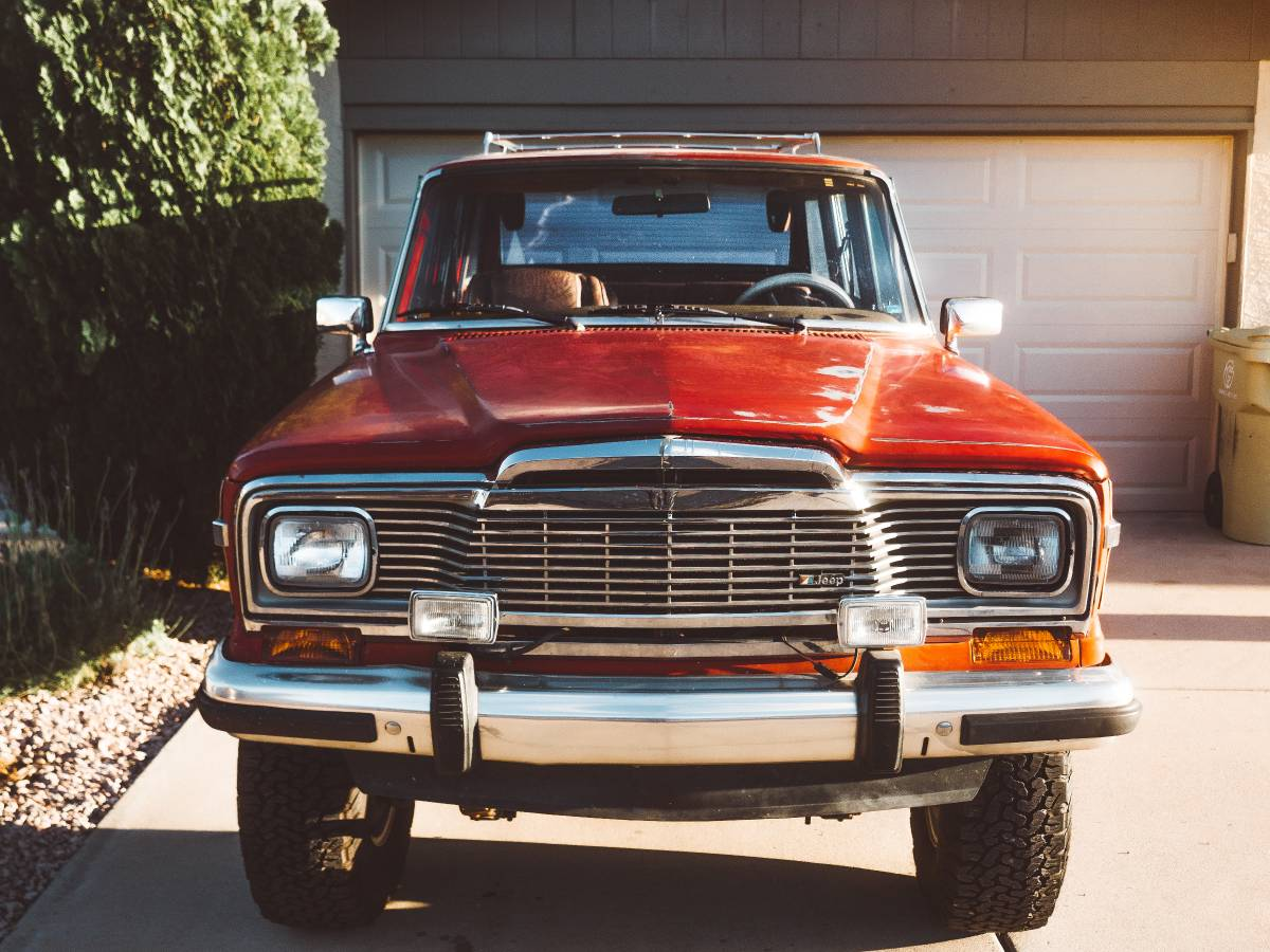 1984 Jeep Wagoneer Rebuilt Project For Sale in Glendale ...
