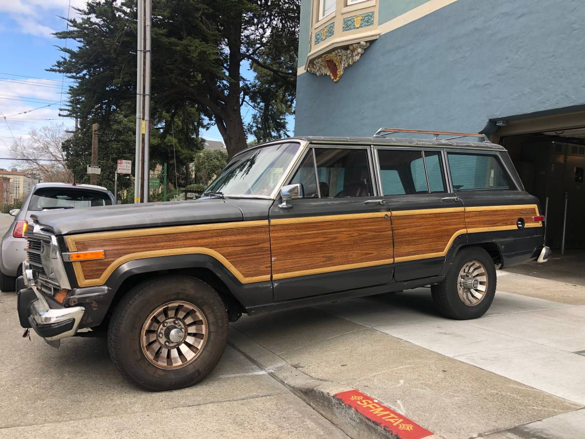 1986 Jeep Grand Wagoneer 8cyl Automatic For Sale in San ...