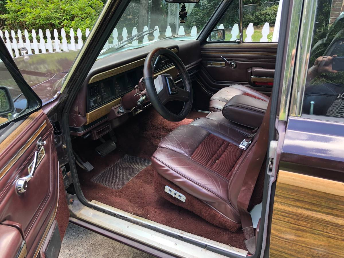 1989 Jeep Grand Wagoneer For Sale in North Little Rock ...